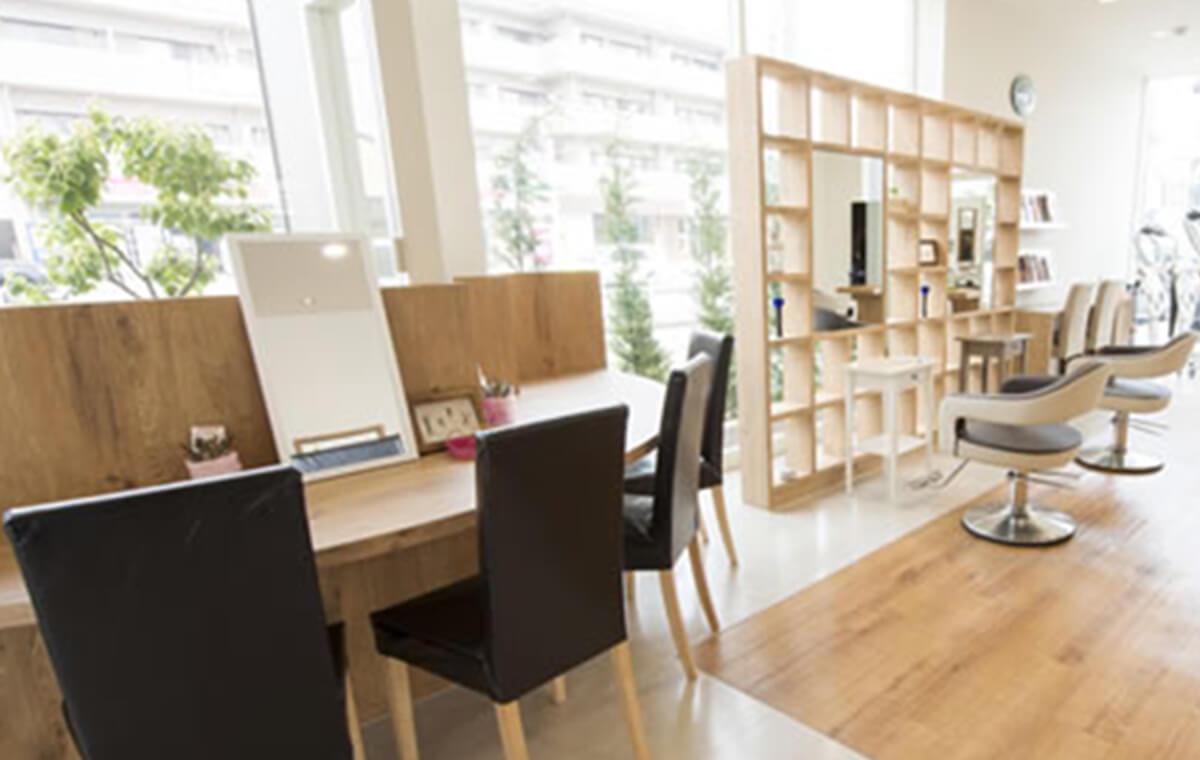 Les CYSの店舗写真
